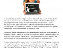 Consolidamento del debito – meglio di fallimento?