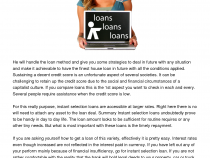 Di fare o di non fare mai – Consolidamento Carta di Credito