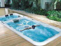 Le piscine per idromassaggio