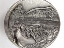 La Monnaie royale canadienne se démarque grâce à de nouvelles pièces sculptées en 3D